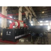 Quality High Density Double Cylinder Metal Briquetting Machine High Production for sale