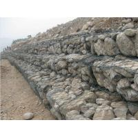 Quality Anti-Flood Bank Protection Hot Galvanized Gabion Wire Mesh Box for sale