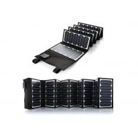 Quality Digital Camera Solar Charger Bag Monocrystalline Silicon Panel Easy Folded for sale