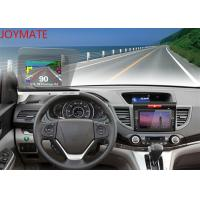 Quality LED Transparent automotive head up display Lane departure warning function for sale