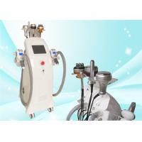 Freeze Off Fat Cool Sculpting Machine 10mhz High Frequency Multipolar Rf for sale