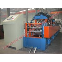 Quality Automatic Steel U Profile Guardrail Shutter Door Roll Forming Machine for sale