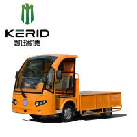 Quality 2 Ton  Loading Capacity 7.5KW Powerful MotorLeft Hand Drive Electric Mini Truck for sale