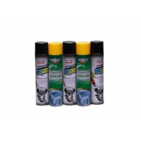 Buy cheap Tinplate 500ml Aerosol Engine Cleaner Spray 65*240mm from wholesalers