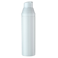 Quality JL-AB102 15ml 30ml 50ml Snap On White Airless Pump Bottle for sale