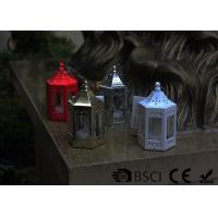 Quality Easy Operate Led Tea Light Candles For Home Decoration ODM / OEM Acceptable for sale