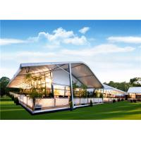 Quality 1000 Seater Big Outdoor Event Tents Modular Flexible Design 25m X 60m / 20m X 60m / 30m X 40m for sale