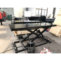 China Portable 2.2kw 1200mm Lifting Motorcycle Table Jack on sale