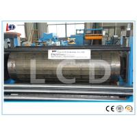 Quality Metal Coil Sheet Embossing Machine Fully Automatic 15KW Main Motor Power for sale