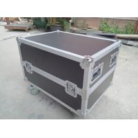 Quality Thickness 9mm / 12mm Plywood Tool Case With Foam For Smoke Machine for sale