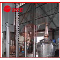 Quality All Grain Commercial Distilling Equipment , Micro Distillery Equipment for sale