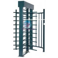 Quality Automatic Full Height Turnstile Iron Baking Varnish Channel Bi-directional Open for sale