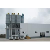 Quality 3 - Point Suspension Type Weighing Dry Mortar Mixer Road Machinery Equipment 8000kg / Batch for sale
