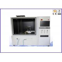 China ASTM E662 Smoke Density Test Equipment For Vehicles Internal Material on sale