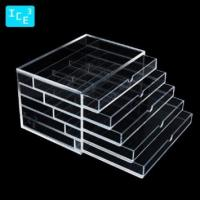Quality Acrylic Makeup Cosmetic & Jewelry Organizer for sale
