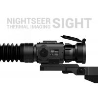 Quality Intelligent Coloration Thermal Imaging Sight 384×288 Pixels Targets Detecting Usage for sale