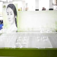Quality Perspex Cosmetic Display Stands for sale