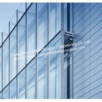 Double Layer Insulation Glass Curtain Wall Stick Built System Transparant For Sale 90122728