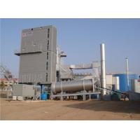 Buy 240T Little Emission Asphalt Mixing Machine With 80mm Rock Wool Thermal at wholesale prices