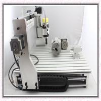 Quality Newest CNC router 3040 with 4th axis for sale