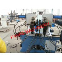 Quality Hydraulic Pipe Bending Machine PLC Control System With Two Heads Molds for sale