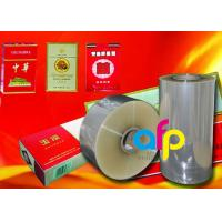 Quality Multiple Extrusion Laminating BOPP Plastic Film For Cigarette Box Wrapping for sale