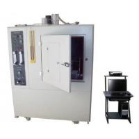 Quality Plastic Smoke Density Flammability Testing Equipment High Accuracy 2600W for sale