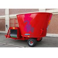 Quality Belt Conveyor Ecotypic Silage Mixer Wagons , Large Capacity Cattle Feeder Wagon for sale
