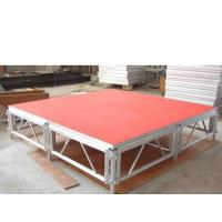 Quality Silver Mobile stage platform made in GuangZhou XF-STAR for sale