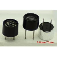 Buy Silvery 40Khz Acoustic Long Range Ultrasonic Sensor With Plastic Case at wholesale prices
