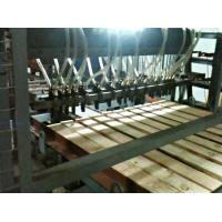 China Hydraulic  Pallet Nailing Line on sale