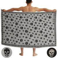 China extra large beach towels 100% cotton mens beach towels large beach towels for adult on sale