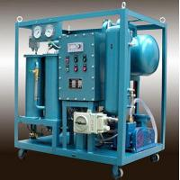 Quality VTP Single Stages Vacuum Transformer Oil Purifier for sale