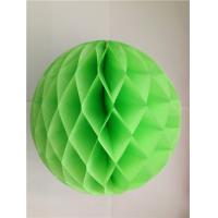 Quality paper honeycomb tissue paper honeycomb for event & party supplies type Wedding honeycomb for sale