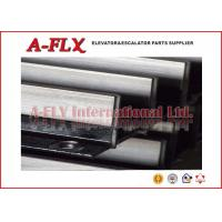 Quality B class type Cold Machined Elevator Guide Rails T89/B , 89*62*16mm ø13 for sale