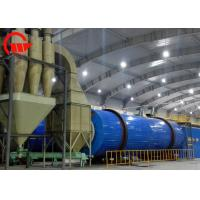Quality Triple Pass Rotary Tube Bundle Dryer Multifunctional For Chemical Industry for sale