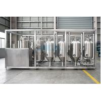 Quality High Quality 15 Bbl Steam Powered Brewhouse for sale
