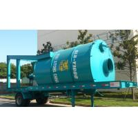 Buy 200KW Installed Power Asphalt Production Plant , Mobile Mixing Plant 6.5KG at wholesale prices