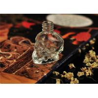 Quality Customized Glass Cologne Bottles / Glass Scent Bottles For Perfume for sale