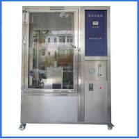 Quality IPX1 / IPX2 Water Drip Test Chamber IP Testing Equipment with Transparent Window for sale