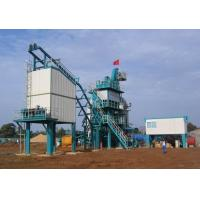 Quality Container Type 80T Output Asphalt Mixing Plant With 6800mm Length Drying Drum And Itlia Burner for sale