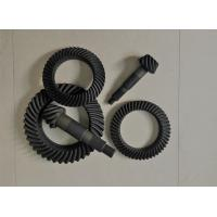 Quality High Performance Spiral Bevel And Pinion Gear Anti - Oil Carburizing Heat Treatment for sale