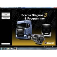 Quality Scania SDP3 v 2.35 Diagnostic & Programmer sofware+scania XCOM 2.30  no need  usb dongle for sale