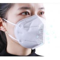 Quality Daily Use KN95 Kn95 Face Mask Disposable Anti Dust Non Valve Mask In Stock for sale