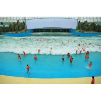 Quality Artificial Wave Pool Surf Wave Machine For Children Powered By Vacuum Pump for sale