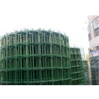 Quality PVC Coated Green Wire Mesh Fencing Low Carbon Steel For Animal Protection for sale