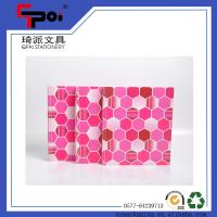Quality R Type 3 Ring File Printed PP A4 Standard Customized Ring Binder File Folder for sale