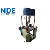 Quality Auto BLDC Motor Stator Insulation Board / Aluminium Alloy Color or Customized End Plate Pressing Machine for sale