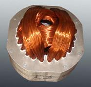 Quality Coils and wedge inserting embedded in the slots for stator of induction motor for sale