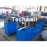 Quality Light Steel Truss Stud Roll Forming Machine Thickness 0.4-1.0mm , 70mm Axis Diameter for sale